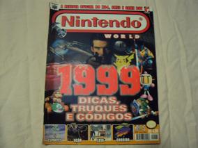Revista Nintendo World 1999 Número 5 Capa 1999 Dicas