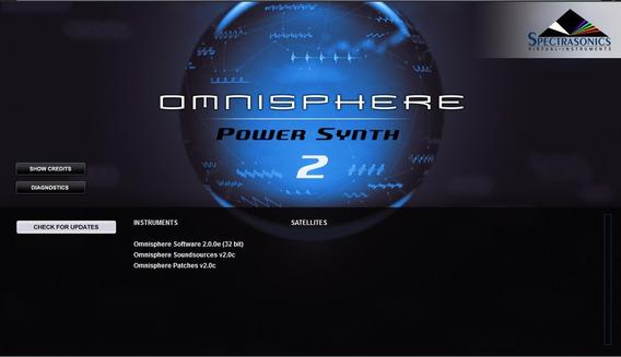 Omnisphere 2+keyscape+stylus Rmx+trilian (win&mac)