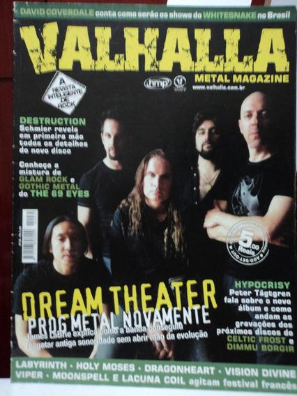 Revista:valhalla:vol.35-dream Theater,destruction,viper,rock