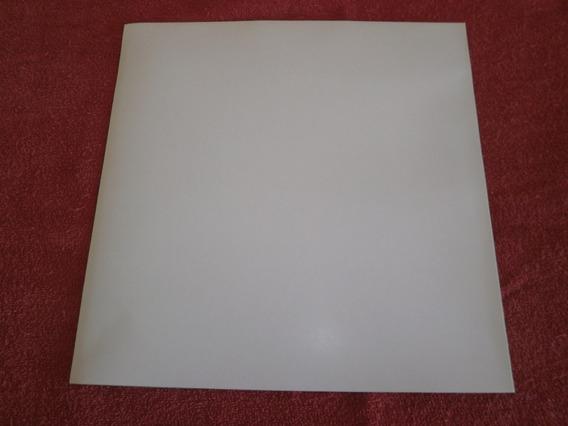 Capa Papelão Branco - 10 Unid, 20 Plasticos Inter. E Externo