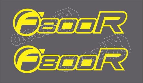 Emblema Adesivo Bmw F800r Par Bwf800r04