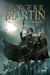 A Guerra Dos Tronos Volume 2 - George R. R. Martin Quadrinho
