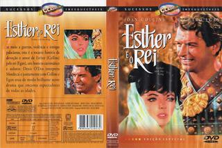 Dvd Esther E O Rei Biblico Epico Classico Original Raro