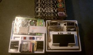 Unico Consola Magnavox Odyssey Completa La Primer Consola !!