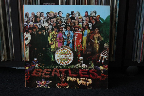 Beatles Sgt Peppers Lonely Hearts Club Band Zerado Mint! Lp