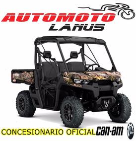 Can Am Defender Hd 10xt Camo 0km 2017 Automoto Lanus