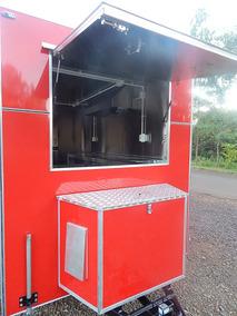 Trailer Adaptados Para Food Truck