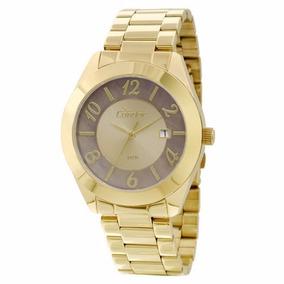 Relógio Feminino Dourado Condor Co2115te/4x