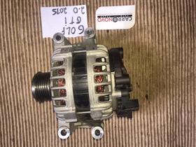 Alternador Golf Gti 2.0 2014 Original
