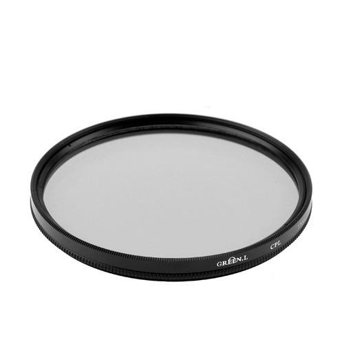 Filtro Polarizador 52mm Green Lens
