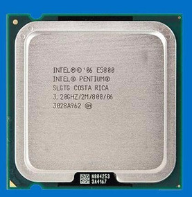 Processador Intel Pentium Dual Core E5800 3.2 Ghz Lga 775