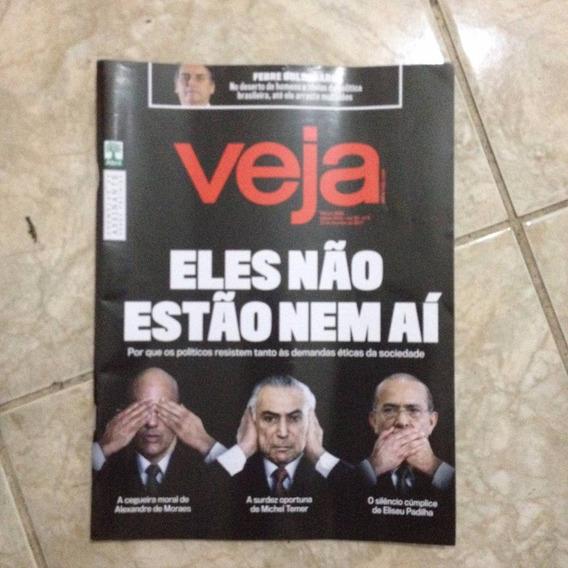 Revista Veja 2518 22/02/2017 Jair Bolsonaro Políticos