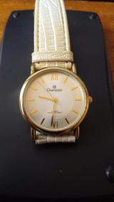 Relógio Champion Original,usado,preservado, Pouco Uso!