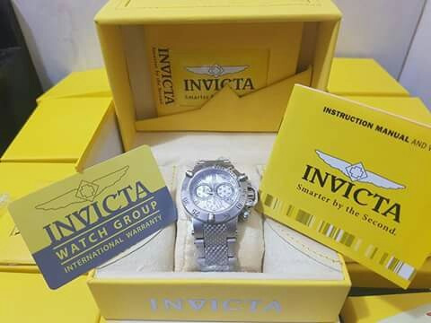 Relógio Invicta Noma 3 Feminino