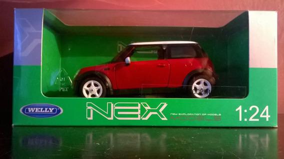 Mini Cooper 1/24 Welly Coleccion Devoto Toys
