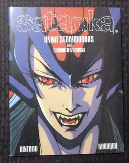 Satanika Libro De Arte Del Anime Clip Madhause! Glen Danzing