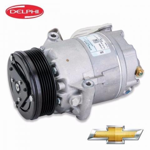 Compressor Fiat Palio Doblo Stilo Idea 1.8 Original Delphi
