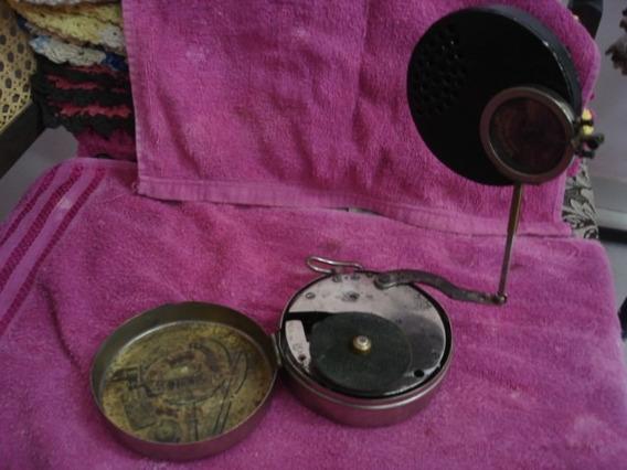 Vitrolinha MikiPhone ( O Menor Gramofone ) Vlr Negociavel