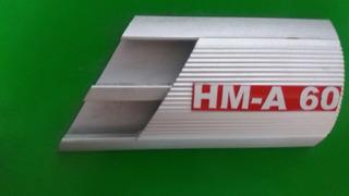 Ca-a60 Aluminio De 6.0 De Base X 1.7 De Altura Cm 2 Via Pis