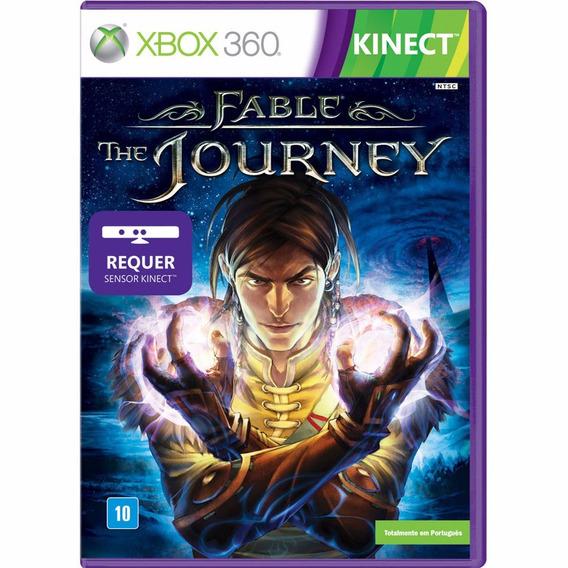 Fable The Journey Xbox 360 Mídia Física Semi Novo Kinect