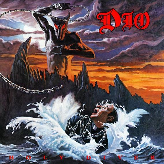Dio - Holy Diver - Importado