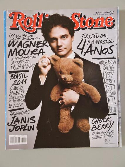Revista Rolling Stone 49-katy Perry,janis Joplin,wagner Mour
