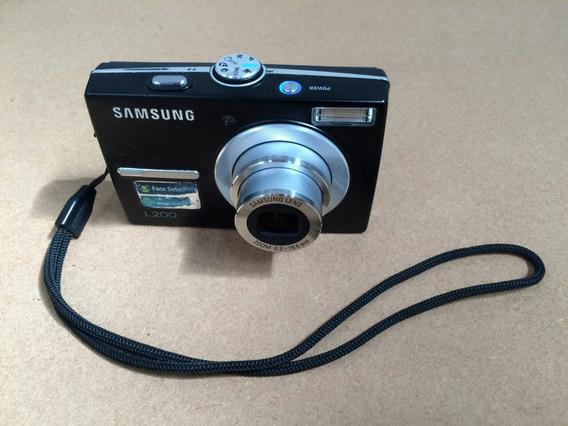 Câmera Samsung L200. Aceito Oferta