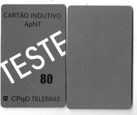 1950 Teste 80 Cpqd Telebras