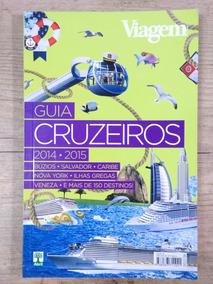 Guia Cruzeiros 2014-2015 Viagem E Turismo
