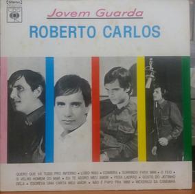 Roberto Carlos Jovem Guarda 1971 (lp Capa Dura)