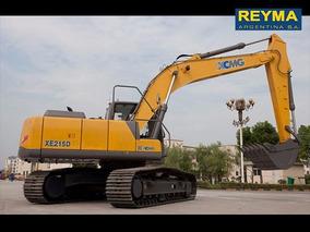 Excavadora Xcmg Modelo Xe215 Br