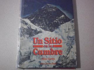 Libro Un Sitio En La Cumbre Felix Cortés