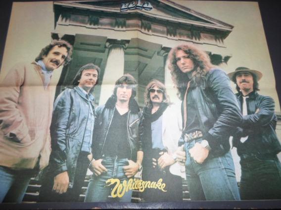 Whitesnake Poster 54 X 42
