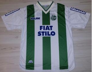 Rara Camisa De Jogo E.c Juventude 2003 Kelme Fiat Stilo #7