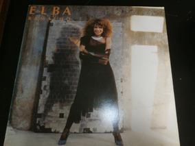 Lp Elba Ramalho - Remexer, Disco Vinil C/ Encarte, Ano 1986