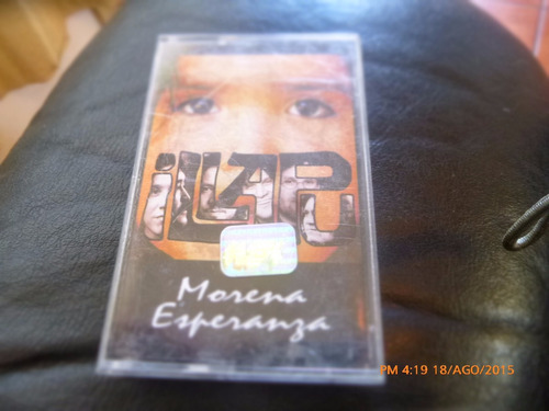 Cassette De Illapu Morena Esperanza  --  Emi (309