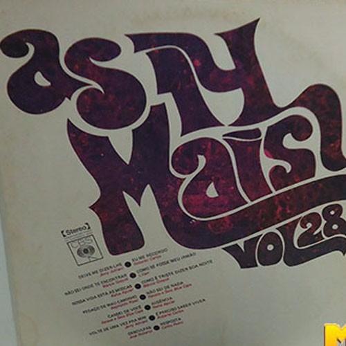 As 14 Mais Vol. 28 1974 Lp Reginaldo Rossi / Márcio Greyck