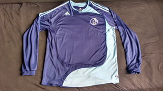 Camisa Schalke 04 2007/2008 Away - Tam. Gg