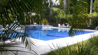 Casa Tipo Hacienda En Cuautla