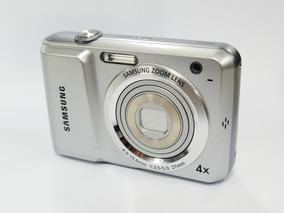 Camera Samsung Es25 Prata - Bem Conservada Usada
