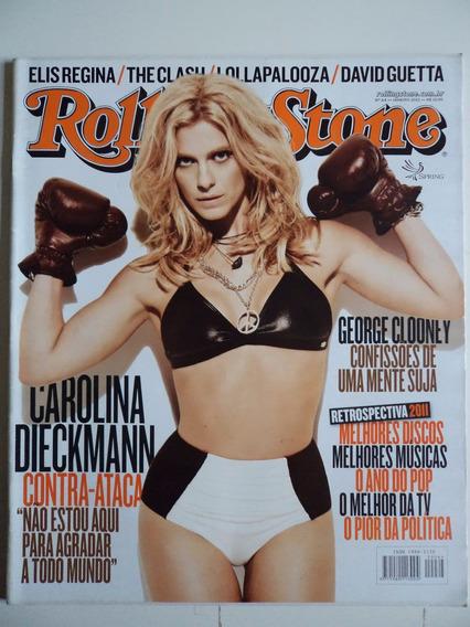 Revista Rolling Stone N 64 - Janeiro De 2012