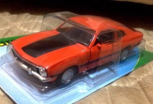 Miniatura Ford Maverick Jornal Extra Novo / Lacrado !!!