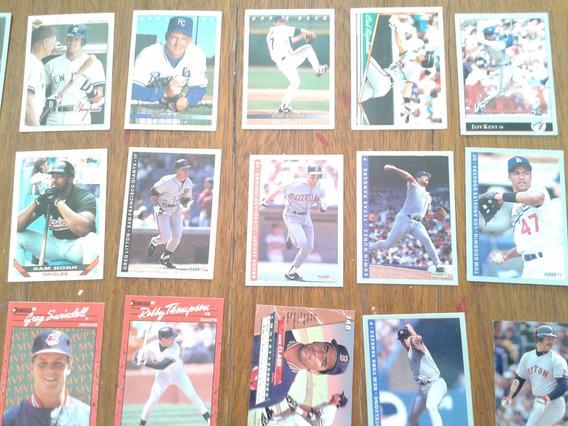 Tarjetas De Colección De Baseball