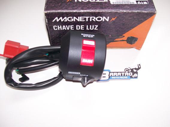 Punho Direito De Partida Honda Cb 450 Tr Dx Magnetron