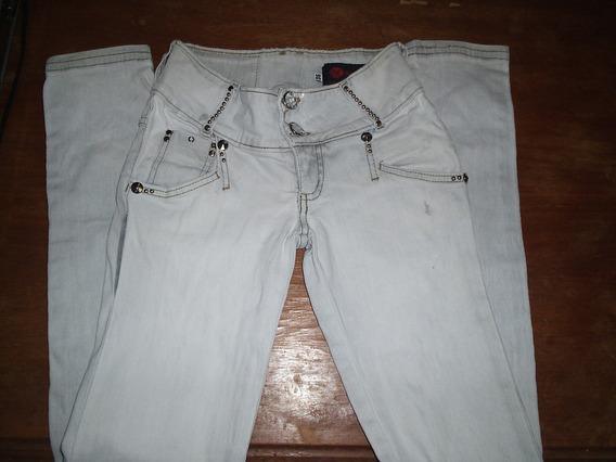 Calça Jeans Clarinho Feminina Tamanho 36