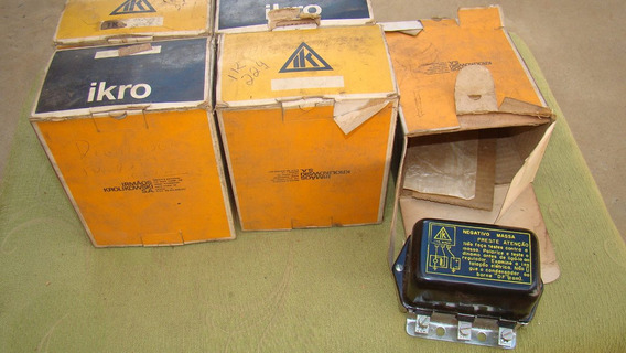 Regulador De Voltage Ikro Ik224