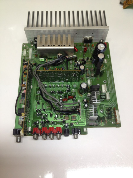 Placa Potencia Amplificad Lvm0189c011 - Home Philips Lx3000d