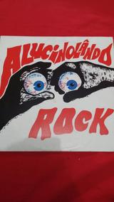 Lp Samba Rock Vinil Alucinolândo Rock Alucinolândia