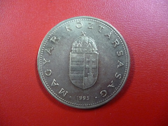 Hungria Moneda 100 Forint 1995 Unc