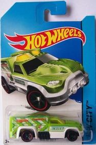 Rescue Duty Hot Wheels City T-hunt 2014 47/250 Bfc62 1:64